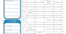 Printable Daily To Do List With Times