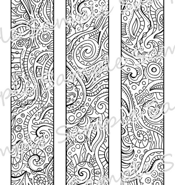 picture relating to Printable Bookmarks to Color named Printable Do-it-yourself Bookmarks Print And Shade Oneself