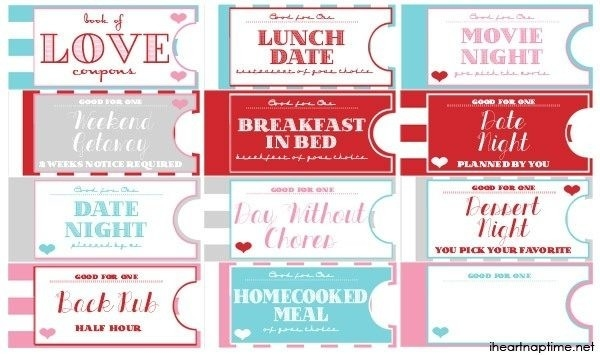 Printable Love Coupons – Fieldstation.co Regarding Love Coupon with regard to Love Coupon Template Download Free 30288