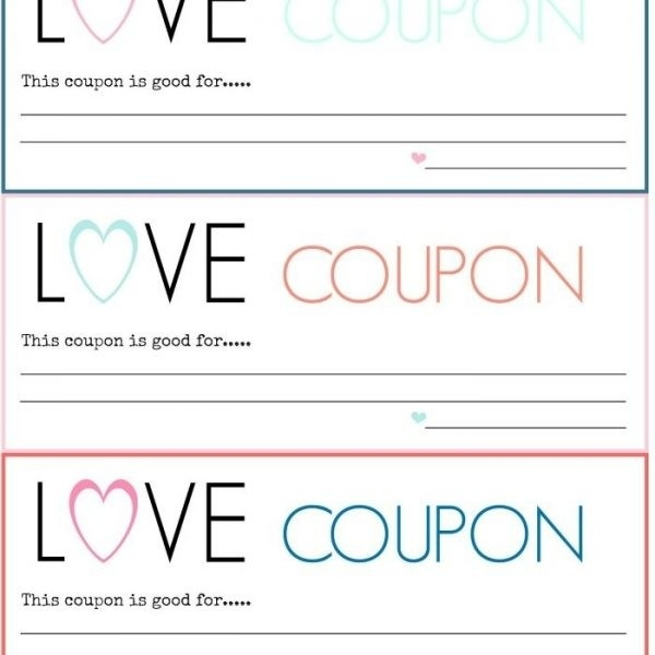 Printable Love Coupons – Fieldstation.co Within Blank Love Coupons with Blank Love Coupons Template 30358