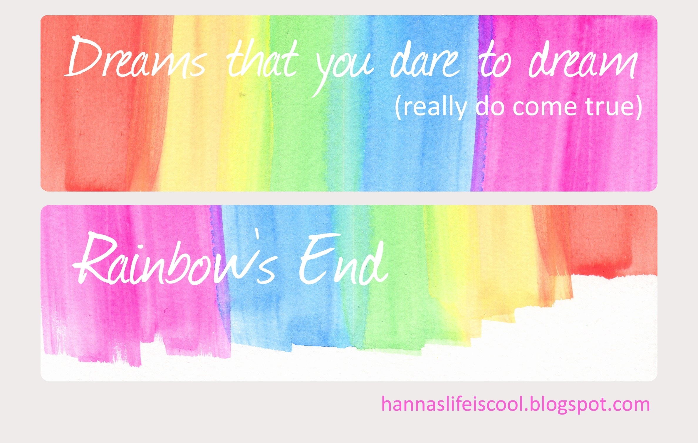 Rainbow Inspired Bookmarks | Bookmarks | Pinterest | Bookmarks with Cool Bookmarks That You Can Print 26442