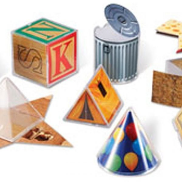 Real World Geometric Shapes By Learning Resources Uk - Youtube inside Geometry Shapes In Real Life