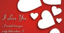 Romantic Love Cards For Him