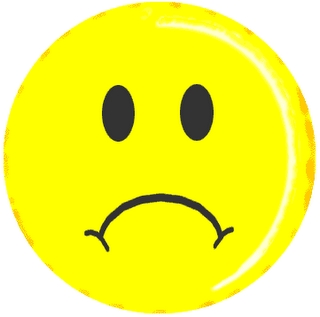 Sad Face Smiley | Clipart Panda - Free Clipart Images regarding Sad Smiley Faces Clip Art 30690