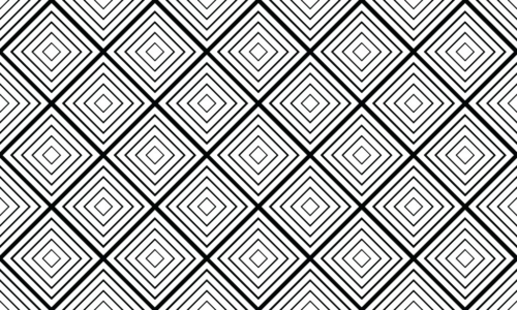 Simple Black And White Geometric Patterns | World Of Example for Simple Black And White Geometric Patterns 29866