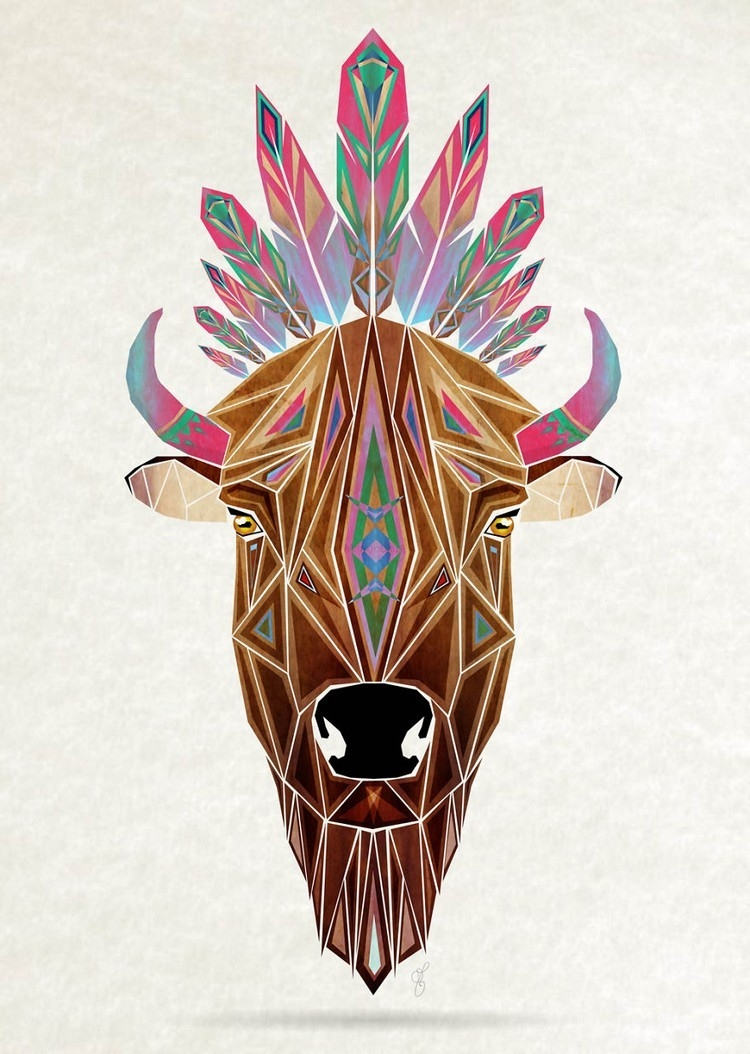 Simple Geometric Animals - Google Search | Getting Graphic intended for Geometric Shape Art Animals 24828