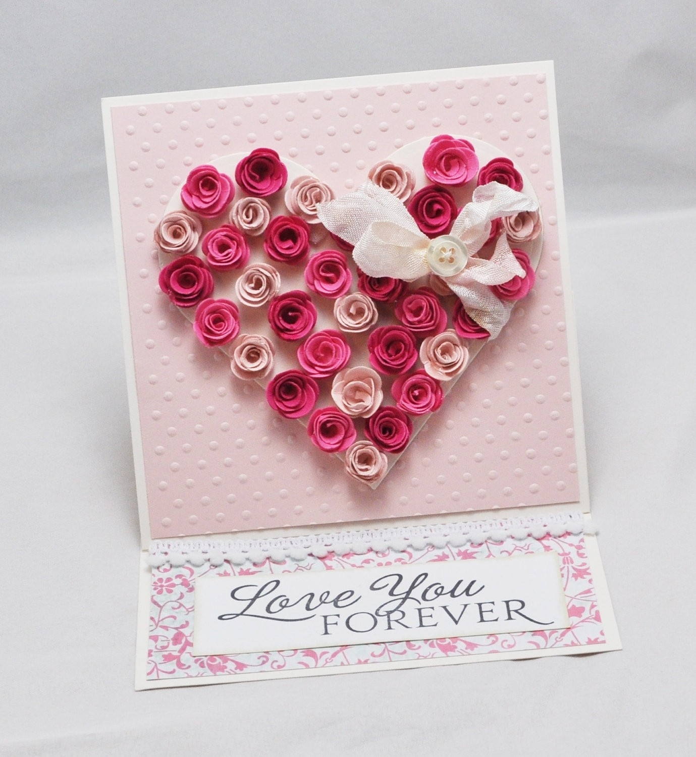 Simple Handmade Love Cards | Flogfolioweekly pertaining to Handmade Love Cards Ideas 30168