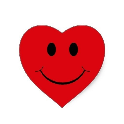 Smiley Face Heart Clipart – Clipground Throughout Heart Smiley with regard to Heart Smiley Faces Clip Art 30699