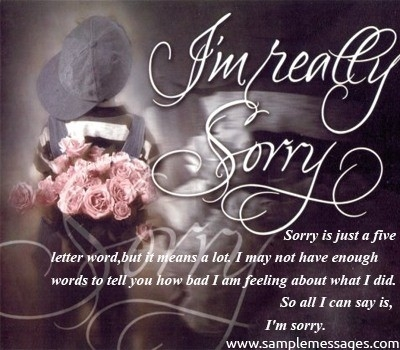 Sorry Facebook Images/bumper Stickers, Messages | Sample Messages throughout Sorry Stickers For Facebook 26784