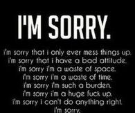 Sorry Quotes For Him Pictures, Photos, Images, And Pics For pertaining to I Am Sorry Quotes For Boyfriend 28491