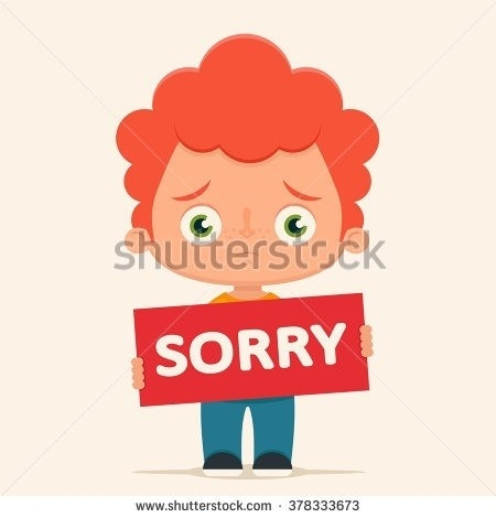 Sorry Stickers For Lovers | World Of Example for Sorry Stickers For Lovers 27390