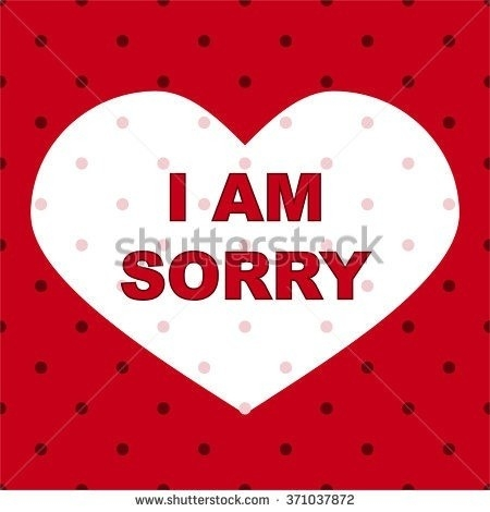Sorry Stickers For Lovers | World Of Example regarding Sorry Stickers For Lovers 27390