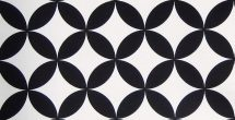 Simple Black And White Patterns Circles