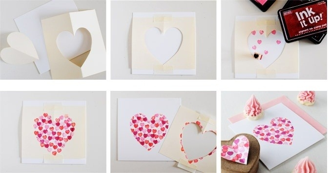 Step By Step Handmade Card Ideas For Boyfriend - Handmade4Cards with regard to How To Make Handmade Cards For Boyfriend Step By Step 30188