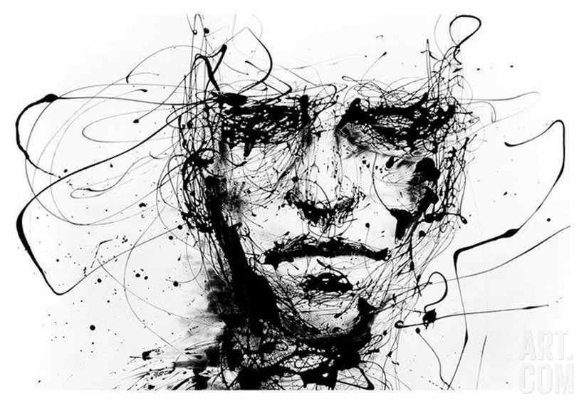 Straight From The Streets: This Graffiti Art Deserves To Be pertaining to Graffiti Wall Art Black And White 29928