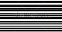 Black And White Horizontal Line Patterns