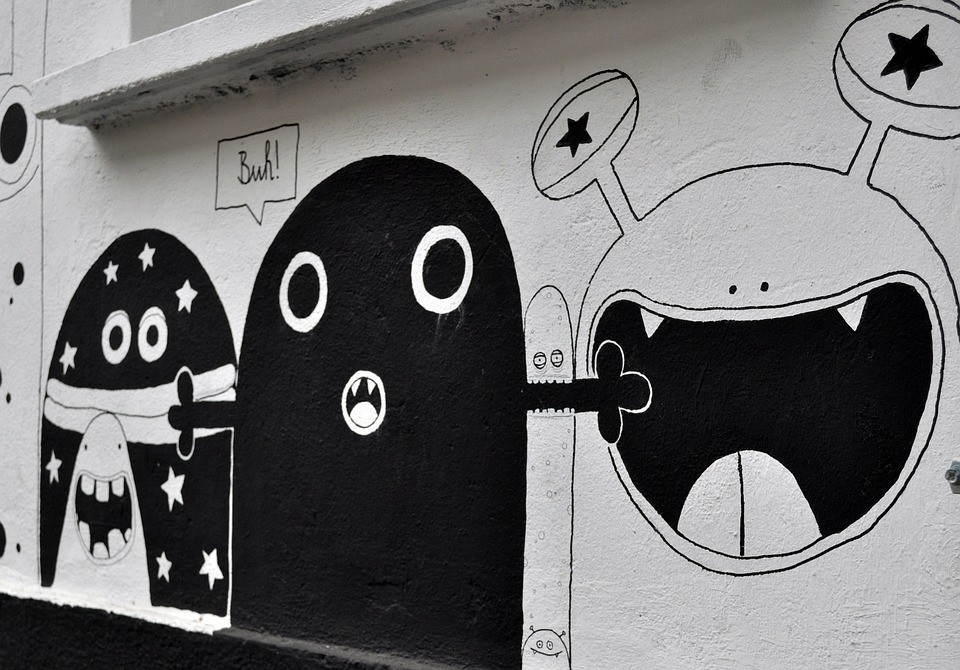 Street Wall Art Black And White | World Of Example with regard to Street Wall Art Black And White 28127