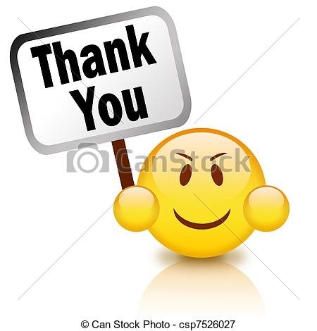 Thank You Smiley Animated | Clipart Panda - Free Clipart Images throughout Animated Smiley Faces Saying Thank You 28354