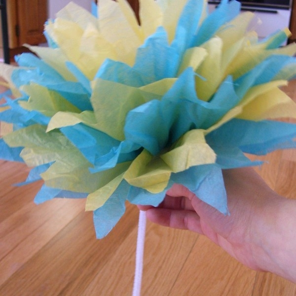 Tissue Paper Flower | Craft Ideas And Tutorials inside Tissue Paper Crafts For Adults 26523