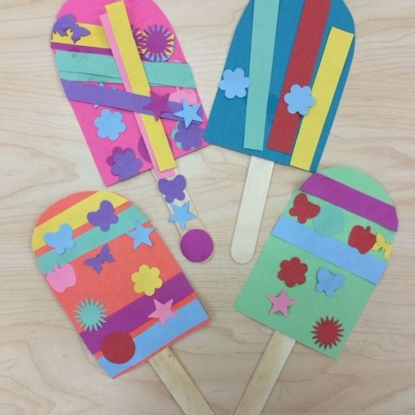 Toddler Crafts With Construction Paper Craft Get Ideas Within Arts