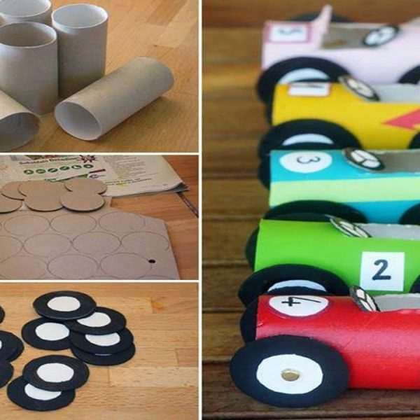 Toilet Paper Roll Crafts For Kids Full Throughout Easy Crafts
