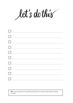Tumblr To Do List - Buscar Con Google | Tryit | Pinterest with regard to To Do List Printable Tumblr 25443