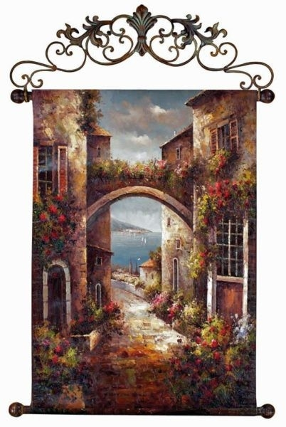 Tuscan Kitchen Wall Art | Rapflava intended for Tuscan Kitchen Wall Art 27089