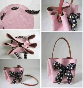 Tutorial: How To Make Stylish Hand Bag Step By Step Diy Tutorial pertaining to Handmade Arts And Crafts Ideas Step By Step 29220