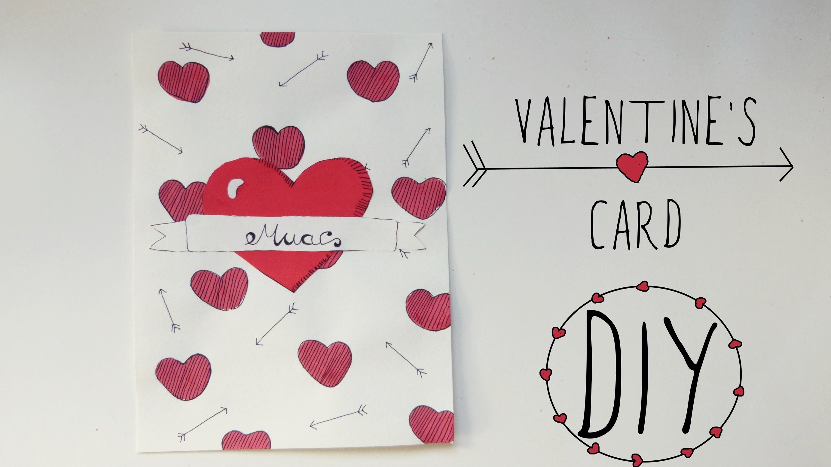 Valentine's Day Crafts: Love Card | Handmade Gift For Boyfriend regarding Love Cards For Him Handmade 28192
