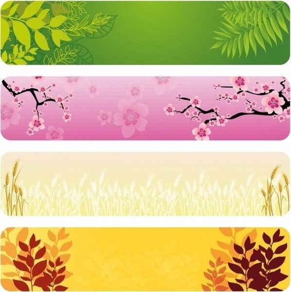 Vector Bookmark Background Nature Free Vector Download (45,914 In within Bookmark Background Designs Pink 27119