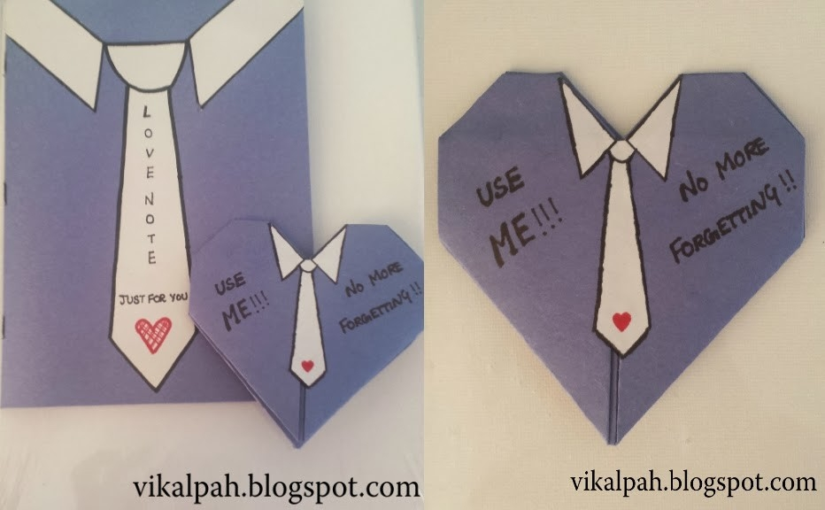 Vikalpah: How To Make A Heart Bookmark & More within How To Make Heart Bookmarks Step By Step 27868