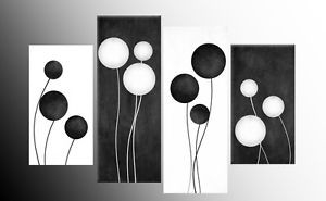Wall Art Designs: Awesome Black And White Wall Art, Prints On intended for Black And White Abstract Wall Art 27300