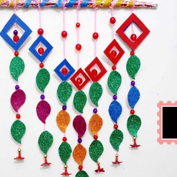 Wall Decoration With Paper Craft Paper Craft Ideas For For Paper