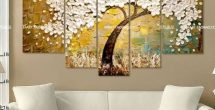 Wall Art Paintings For Hall