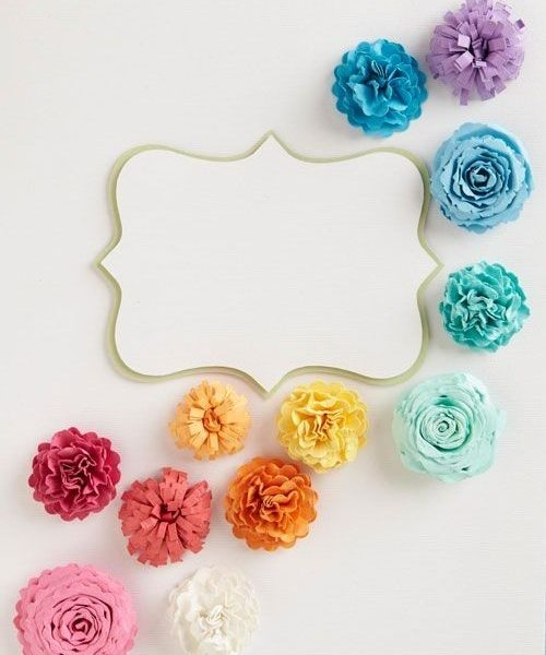Welcoming spring flower crafts paper flower tutorial flower with welcoming spring flower crafts paper flower tutorial flower with regard to how to make handmade flowers from paper and fabric mightylinksfo