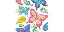 Butterfly Stickers For Scrapbooking