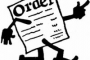 Order Form Clipart