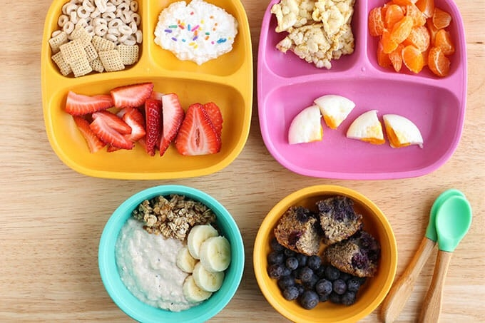 10 Healthy Toddler Breakfast Ideas (Quick & Easy!) regarding Breakfast Ideas For Toddlers 37535