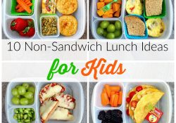 10 Non-Sandwich Lunch Ideas For Kids | Healthy Ideas For Kids inside Lunch Ideas For Kids Not Sandwiches