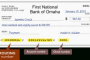 First National Bank Routing Number Omaha