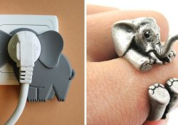 106 Things Every Elephant Lover Needs In Their Life | Bored Panda pertaining to Elephant Gift Ideas For Her