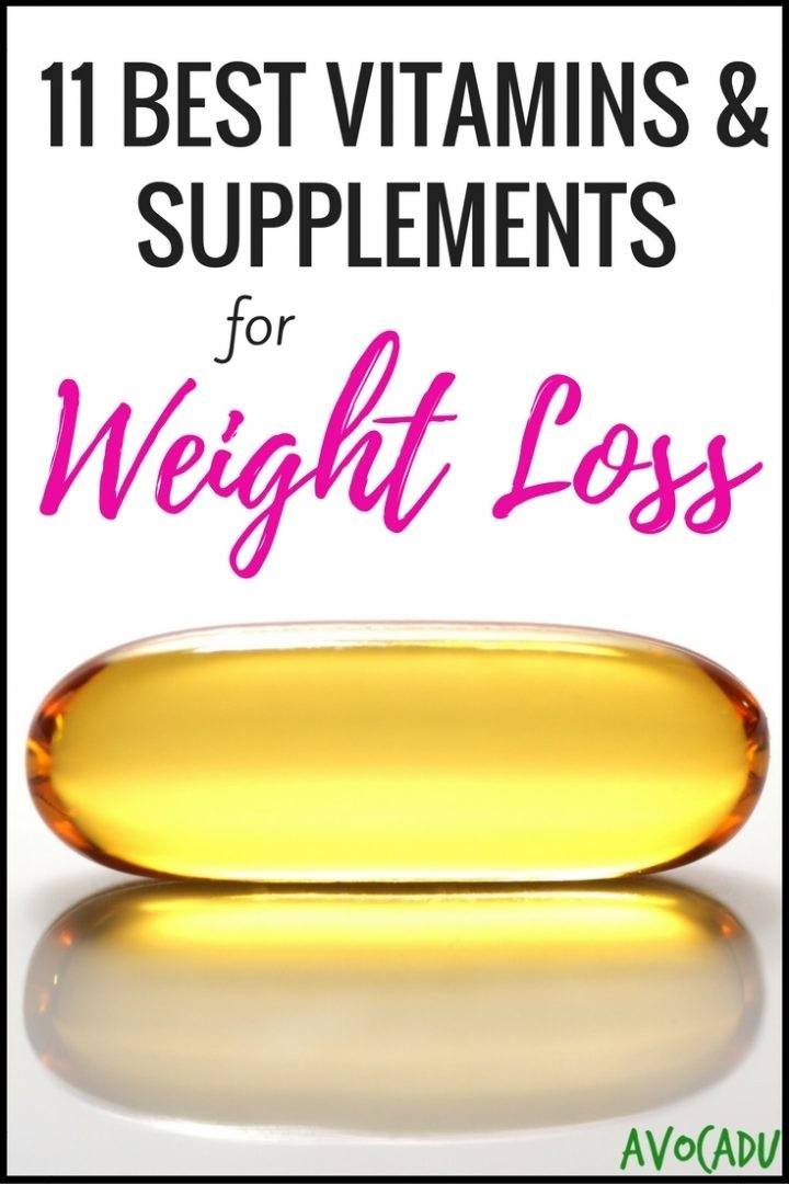 11 Best Vitamins And Supplements For Weight Loss | Avocadu pertaining to What Vitamins Help With Weight Loss 45819