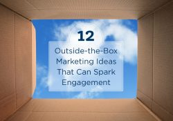 12 Outside-The-Box Real Estate Marketing Ideas And Tips | Placester for Marketing Material Ideas