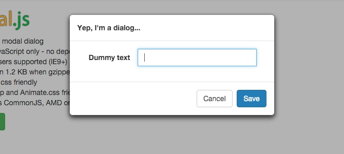 14 Jquery Modal Dialog Boxes — Sitepoint within Jquery Dialog Example 56779