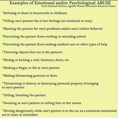150 Best Verbal Abuse Images   Psicologia, Emotional Abuse, Ideas for Verbal Abuse Examples 57291