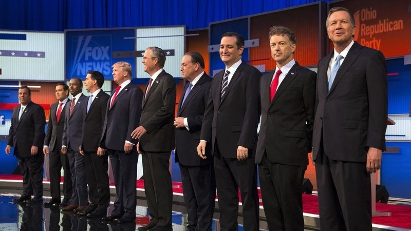 2015 Republican Debate Schedule: Here's The Remaining Dates For Gop pertaining to Republican Debate Schedule 45746