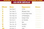 Asu Football Schedule