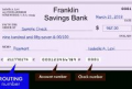 Franklin Savings Bank Routing Number