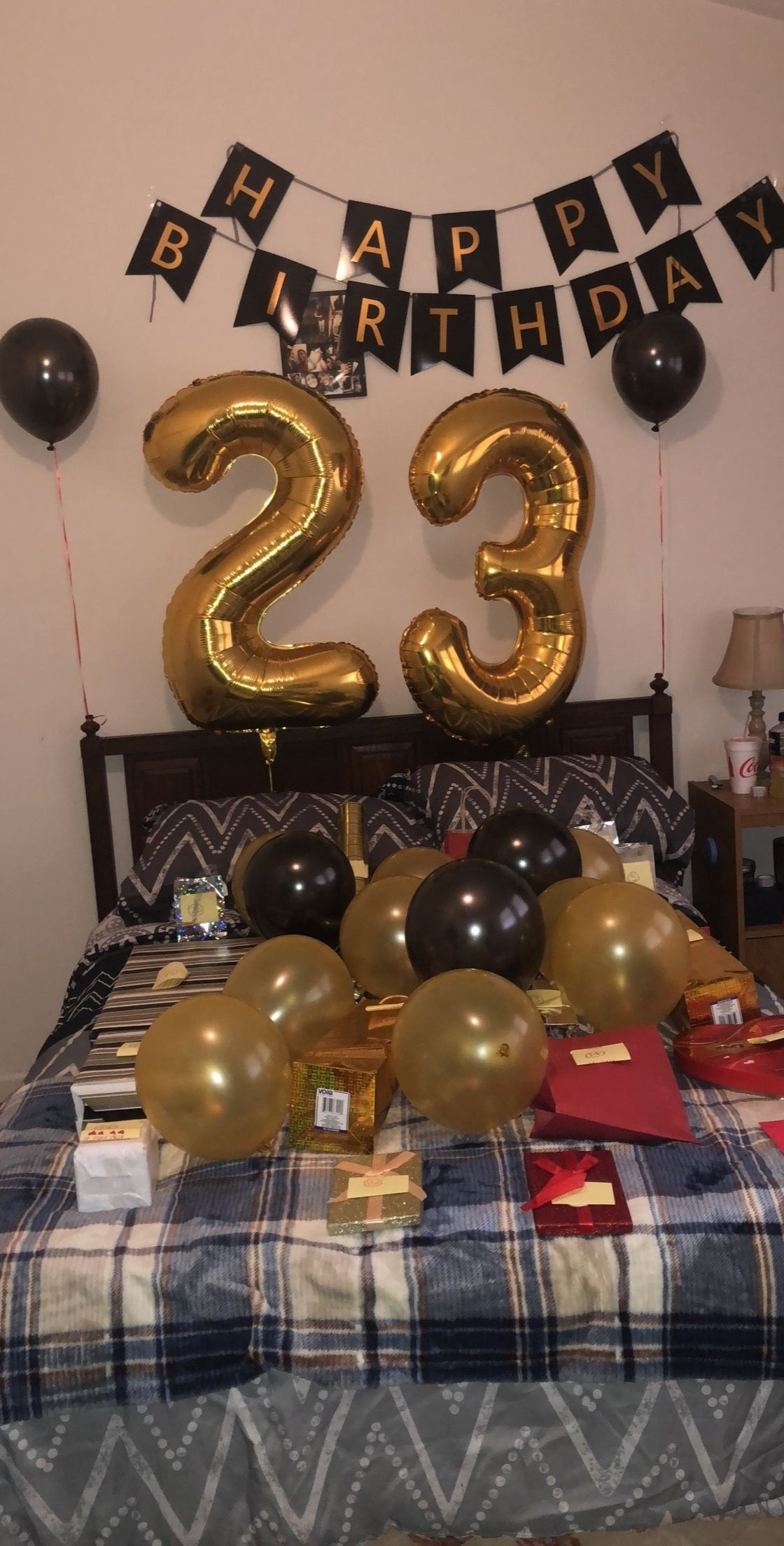 23Rd Birthday For Boyfriend 23 Gifts With A Note On Each Gift intended for 23Rd Birthday Ideas 36567