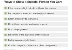 3 Ways To Help Someone Who Is Thinking About Committing Suicide pertaining to How To Help A Suicidal Person